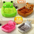 Winter Soft Warm Comfy Fabric Dog Puppy Cat Teddy Pet cute Bed House gnrt