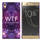 For Sony Xperia XA1 Ultra 6  Various Design Protector Hard Back Case Cover Skin