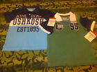 Reduced NWT Boys size 24 months 2 piece Polo shirts (OshKosh) retails $40