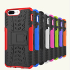 For OnePlus 5 Shockproof Rugged Hybrid Case Full Protective Hard Kickstand Cover