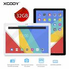 32GB 64GB 10.1'' 4G Dual SIM Phablet Android 7.0 Tablet PC 8 Core IPS FHD XGODY