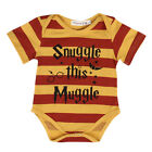 Toddler Infant Baby Boy Girl Bodysuit Outfit Clothing Playsuit Romper Jumpsuit