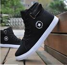 New Fashion 2017 Men's Casual High Top Sport Sneakers Athletic Running Shoes