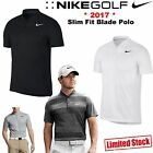 NIKE GOLF POLO SHIRT MENS GOLF CLOTHING NIKE BLADE SWOOSH POLO SHIRT MENS NIKE