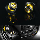 8mm CNC Swing Arm Stand Spools Slider For Triumph Daytona 675R Street Tiger 800 $12.99 USD on eBay