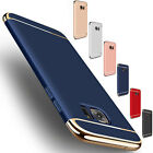 Protector Electroplate 3IN1 Slim Hard Case For Samsung Galaxy S6 S7 S8 Edge Plus