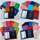 Passport Holder Travel Wallet  Cards Case Cover U S A National Emblem Logo