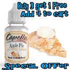 Capella Concentrated Flavour drops Concentrates Drinks 10 30 100 ml