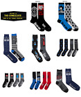 Doctor Who-Unisex-2 Pack Crew Socks-One Size Fits Most 8 STYLES TO CHOOSE FROM