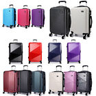 24 '' Fashion Medium Suitcase 4 Wheel Travel Case Hard Shell Trolleys Luggage