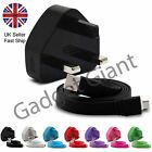 CE/RoHS Mains USB UK Plug Power Adapter Charger + Micro USB Cable - Huawei