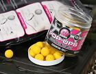 Mainline Baits Dedicated Base Mix Pop Ups 15mm  All Flavours