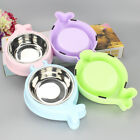 Fashion Fish Shuangpin Pet Bowl Removable Stainless Steel-HOT