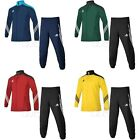 Boys Adidas Sereno Presentation Kids Tracksuit Full Football Training Sports
