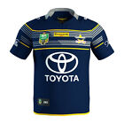 North Queensland Cowboys NRL 2017 Mens Home Jersey BNWT Rugby League Clothing