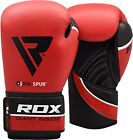RDX Practice Boxing Bag MMA Gloves Mitts Hand Wraps Fitness Training Muay Fight