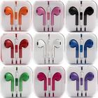 Earphones for iPhone 5s, 6, iPad Air, Mini, iPod Touch Headset with Remote & Mic