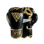 Wyox Training Boxing Gloves MMA Sparring Punching Muay Thai 6 8 10 12 14 16 oz