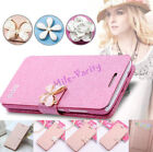 Magnetic Wallet Card Flip Stand PU Leather Case Cover for Huawei Y6 / Y5 (2017)
