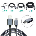 apple to tv cord -  For Huawei Samsung USB-C 3.1 Type C to 3.0 Type A Sync Data Charger Cable Cord