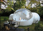 Brand New Stargaze Outdoor Single Tunnel Inflatable Bubble Camping Tent Clear KK