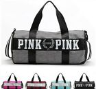 Victoria's Secret Love Pink Duffel / Gym carry bag * Free Shipping!