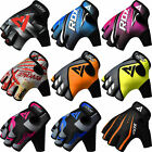RDX Gym Weight Lifting Gloves Training Half Finger Fitness Bodybuilding Workout