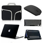 Carry Bag+Hard Case+Keyboard Skin+Wireless Mice Macbook Pro/Air/Retina 11/13/15""