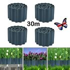 1~10 ROLL PLASTIC GREEN GARDEN BORDER FENCE PANELS PRIVACY FENCING UK STOCK SY