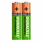 Duracell Ultra AAA Rechargeable Batteries NiMH 850mAh PreCharged HR03 Duralock