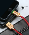 Mcdodo LED Auto-Disconnect Lightning Data USB Charging Cable for iPhone 6 7 Plus