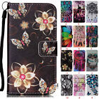 Card Slot holster Stand Leather Phone Case Wallet Cover Skin For Samsung Galaxy