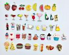 FOOD, SWEETS AND DRINKS charms for your floating locket, charms