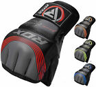 RDX MMA Gloves Boxing Grappling Cage Fight Training Muay Martial Arts Thai Punch