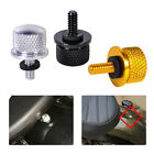 1 4 Knurled Seat Screw Bolt Fit for Motorcycle Harley Davidson Sportster Dyna