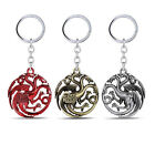 Newest Game of Thrones Daenerys Targaryen Dragon Chain Necklace Dragons Pendants