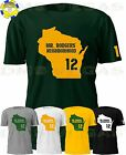 Green Bay Packers Aaron Rodgers Mr. Neighborhood Jersey Tee Shirt Men Size S-5XL on eBay