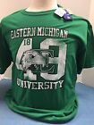 Eastern Michigan Eagles T Shirt-NEW WITH TAGS!!!!