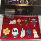 Undertale Sans Papyrus Frisk Necklace Keyring Pendant Cosplay Collection Sets