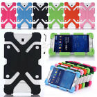 For Samsung Galaxy Tab E 8.0 8-Inch T377 Tablet Universal Silicone Case Cover