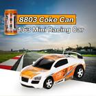 Gift Car FENGQI TOYS 8803 Coke Can 1/63 Racing Radio Control Car Excellent S1J7