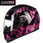LS2 FF358 Full Face Motorcycle Helmets Racing ECE DOT Approved Casco Casque Moto