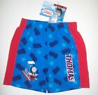 Boys Character Thomas the Tank Engine Shorts Swimshorts