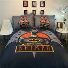 *** Batman Queen Bed Quilt Cover Set - Flat or Fitted Sheet ***