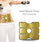 Abdominal Muscle Trainer Remote Control Smart Sticker Fitness Abs Wireless Home