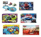 New Disney / Film Superhero Characters Carrera Scalextric Track Toy Box Sets