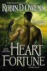 Heart Fortune: A Celta Novel by Robin D. Owens Paperback 2013 NEW