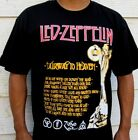 NEW! LED ZEPPELIN STAIRWAY TO HEAVEN HERMIT ROCK BAND MEN SIZE image