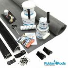 EPDM Rubber Roof Kit For Flat Dormer Roofs All Sizes Available - 50 Year Life