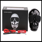 Cool Fashion Skull Shape Portable Bluetooth Audio Wireless Speaker FREE Shipping